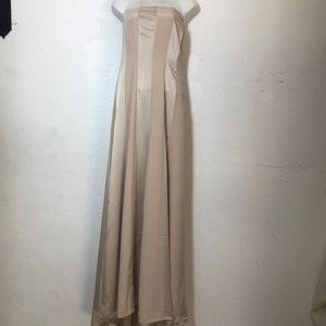 NWT Calvin Klein Formal Dress Sz. 6 Strapless